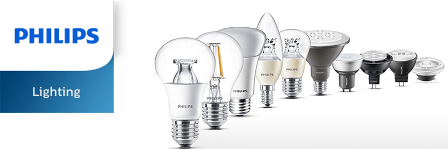 Philips LED Lamps Catalog