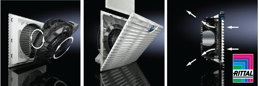 PROMO! Rittal TopTherm Fans & Filter Units