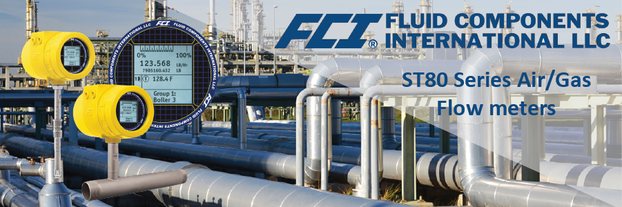 New Product - ST80 Flow Meter