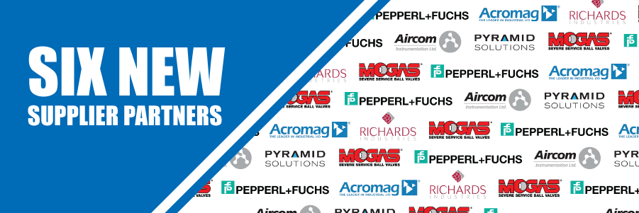 New Supplier Partners to Serve You Better!