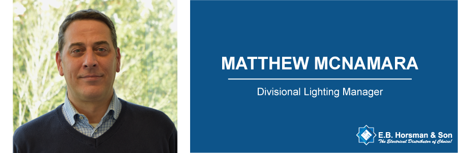 New Divisional Lighting Manager