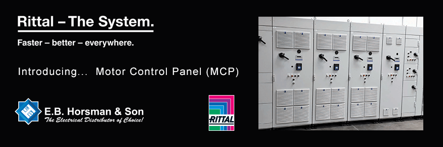 New Motor Control Panel Solution