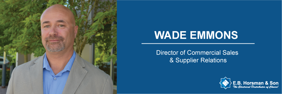 New Director of Commercial Sales & Supplier Relations
