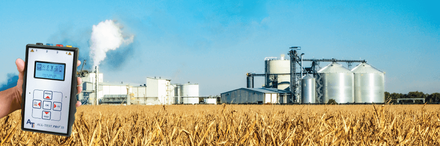 Case Study: Proactive Motor Testing Protects Ethanol Plant