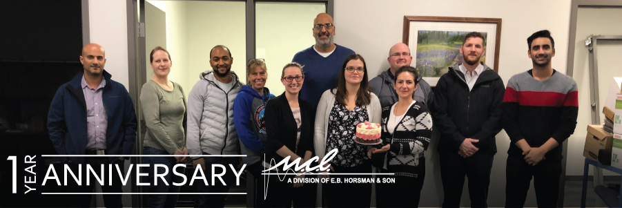 Celebrating the 1 Year Anniversary of MCL Joining EBH!