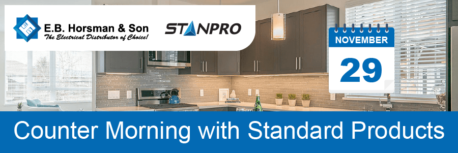 Williams Lake Standard Products Counter Morning