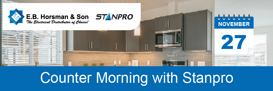 Prince George Stanpro Counter Morning