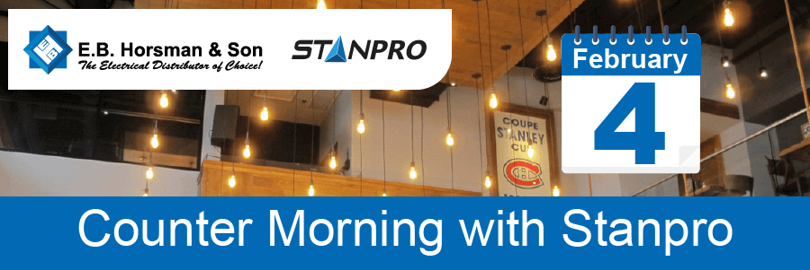 Stanpro Surrey Counter Morning