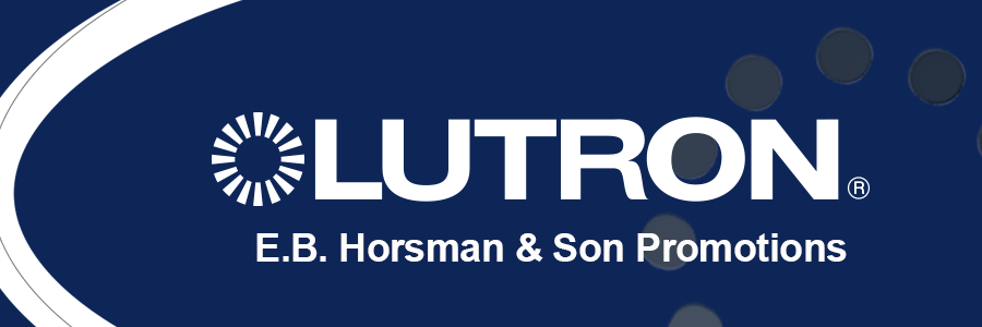 Lutron Lighting Promotions