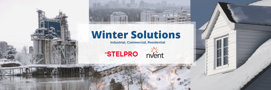 Stelpro & nVent RAYCHEM Heat Cables Solutions