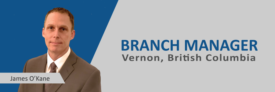 Announcing: James O'Kane, New Vernon Branch Manager