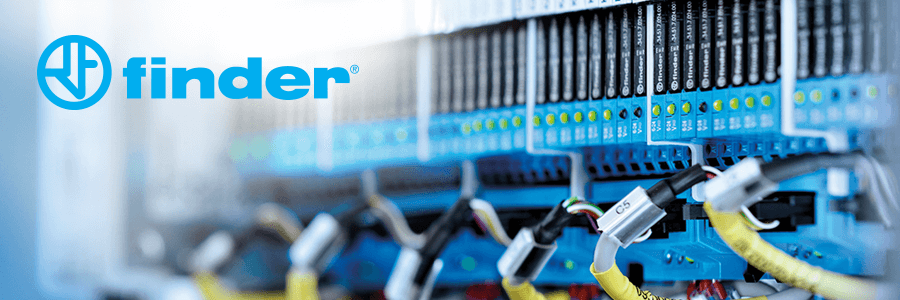 Finder - Residential, Industrial, & Commerical Relay Solutions