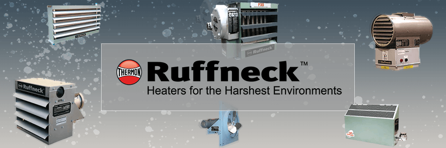Thermon Ruffneck Heaters