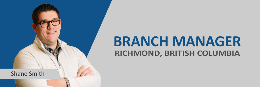 Announcing: Shane Smith, New Richmond Branch Manager